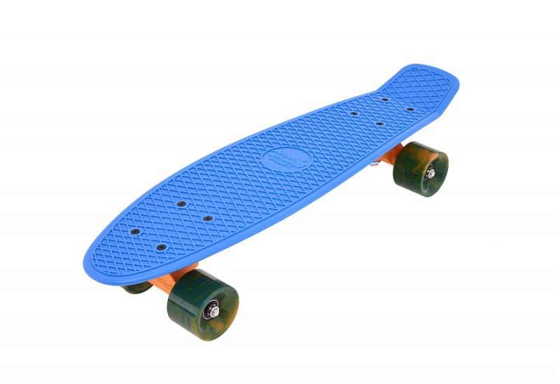 f635251ca ... modrý Skateboard Street Surfing BEACH BOARD Ocean Breeze, modrý  Skateboard ...