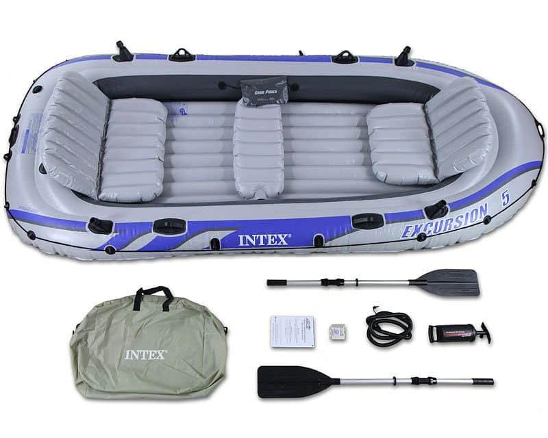 Intex Excursion 4 Set