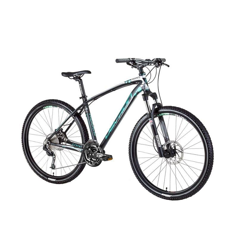 "Horské kolo Devron Riddle H2.7 27,5"" - model 2016 Barva Kentucky Green, Velikost rámu 18"""
