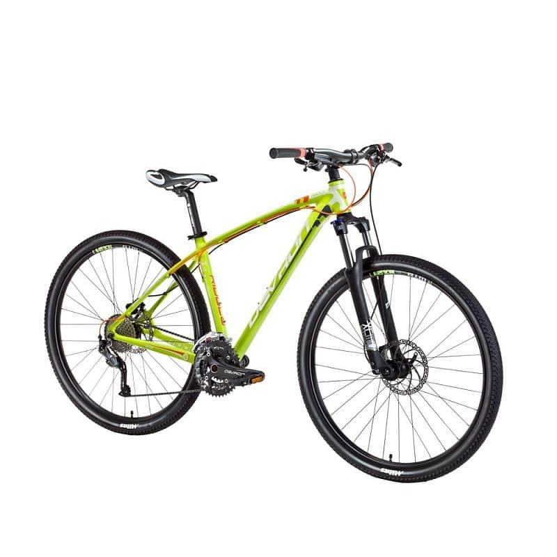 "Horské kolo Devron Riddle H3.7 27,5"" - model 2016 Barva Kentucky Green, Velikost rámu 18"""