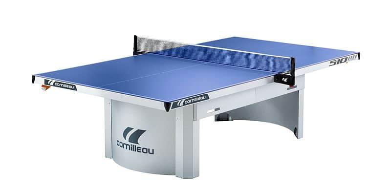 Stůl na stolní tenis CORNILLEAU Pro 510 outdoor modrý