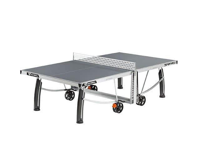 Stůl na stolní tenis CORNILLEAU Pro 540 outdoor šedý