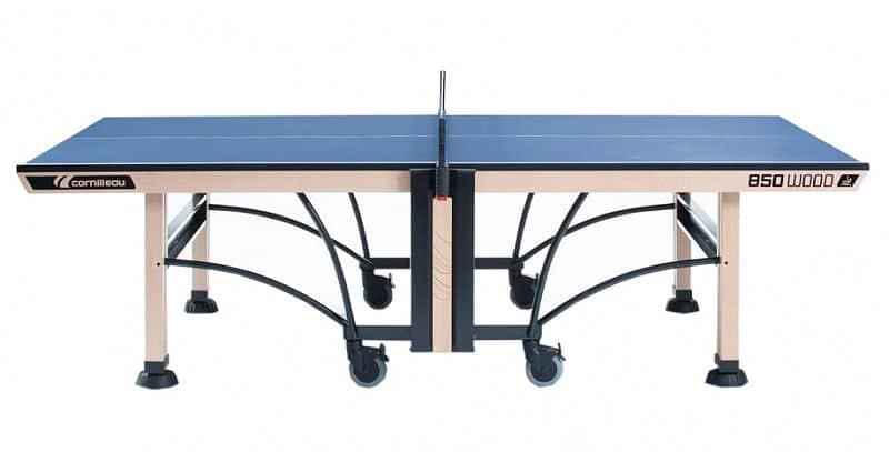 Stůl na stolní tenis CORNILLEAU 850 WOOD Indoor modrá