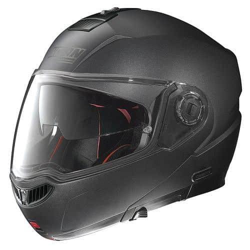 Moto helma Nolan N104 Absolute Special N-Com Black Graphite