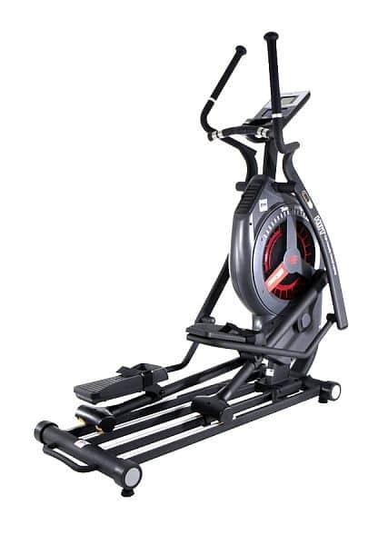 Eliptický trenažér BH Fitness I.CROSS3000 HIIT DUAL