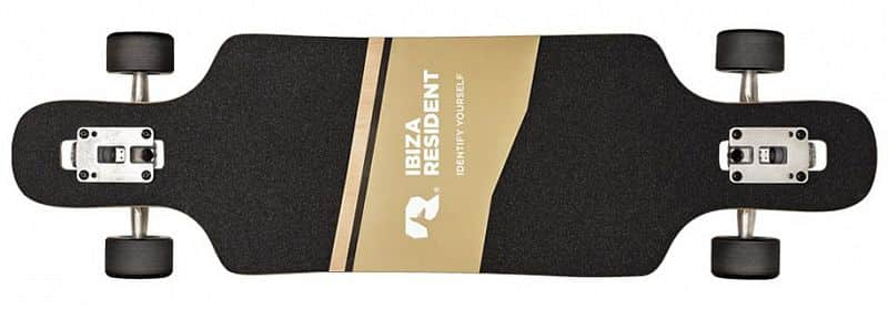 "Ibiza Resident Salinas longboard 34"" (86,30 cm)"