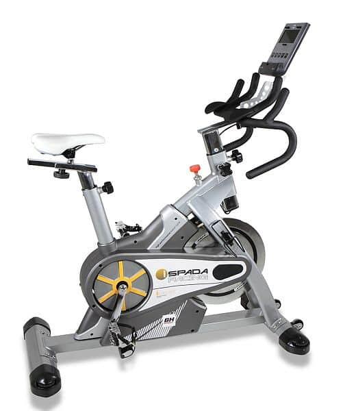 Cyklotrenažer BH Fitness SPADA RACING DUAL