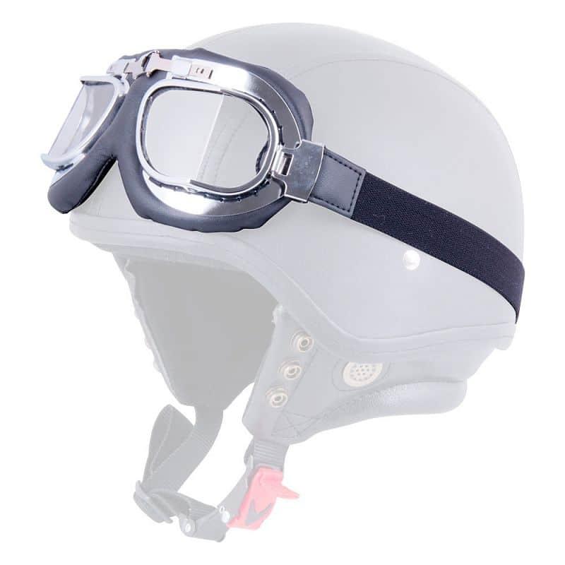 Moto brýle W-TEC S-3 čiré