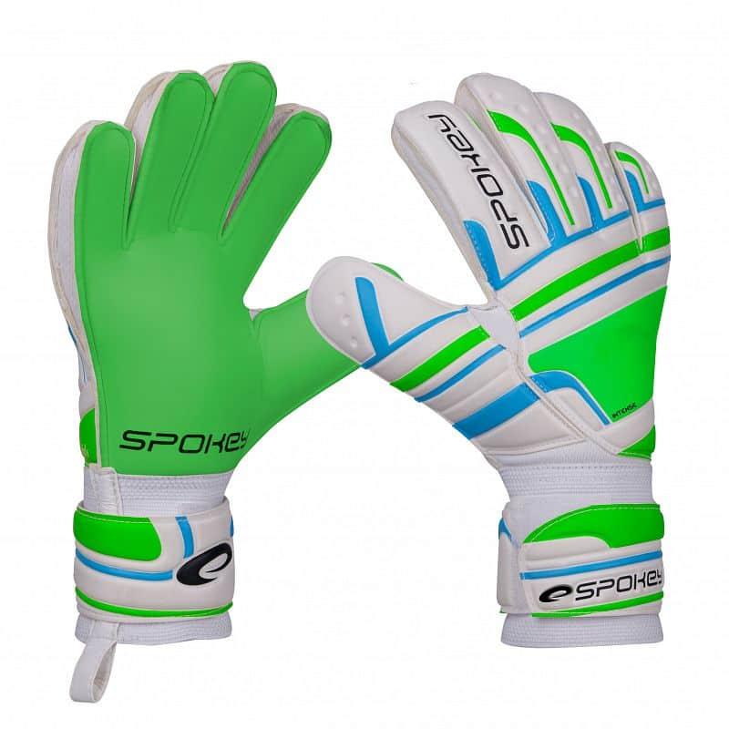 INTENSE Brankářské rukavice zelené