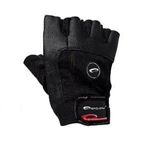 FIKS  Fitness rukavice černé
