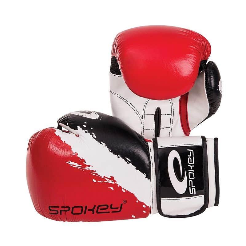 ONI Boxerské rukavice červené 10oz