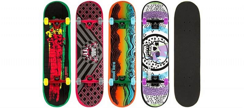 Skateboard Black Dragon 4