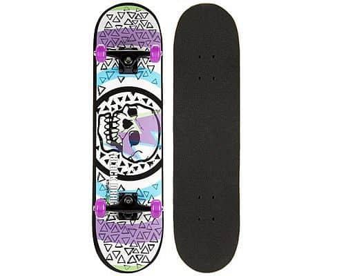Skateboard Black Dragon 1