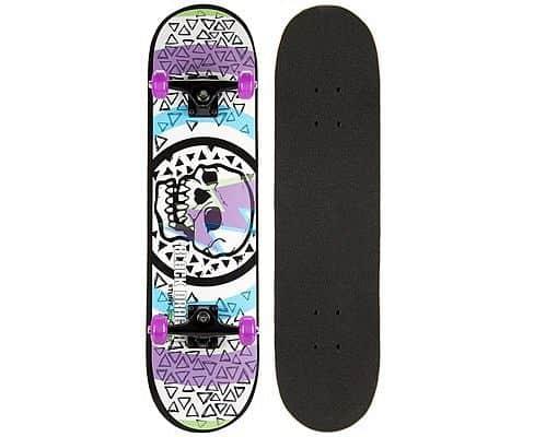 Skateboard Black Dragon 1