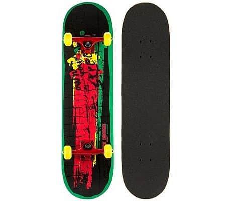 Skateboard Black Dragon 2