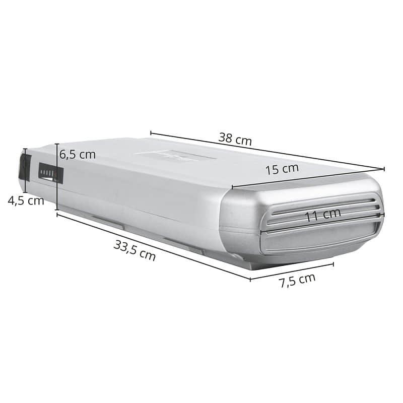 Náhradní baterie Devron Walle-S k elektrokolu 28320, 28120
