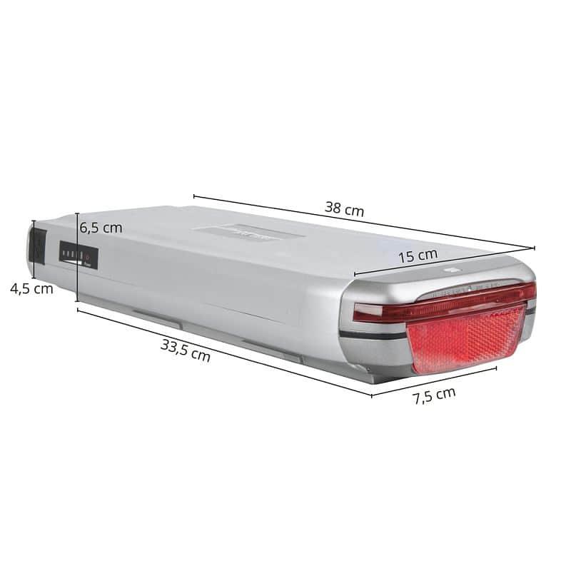 Náhradní baterie Devron SF-03 k elektrokolu 28028