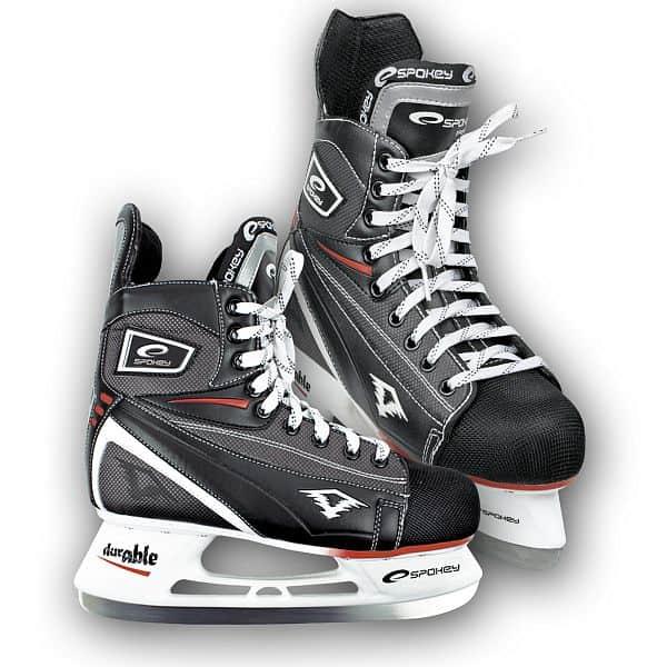 DURABLE-Hokejové brusle č.45 -  - poškozený obal