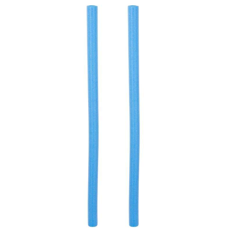 Pěnová ochrana na trampolínové tyče 1m modrá