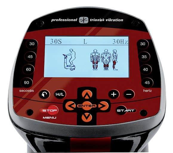 Vibrační posilovací stroj BH Fitness VIBROBOOST GS SE