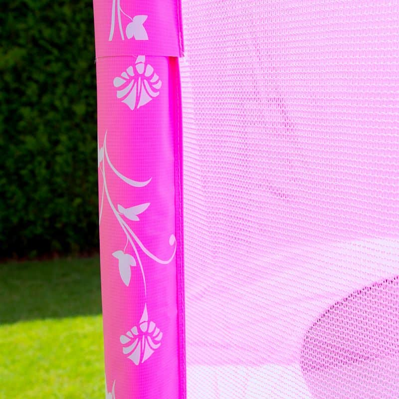 Trampolínový set inSPORTline Lily 183 cm