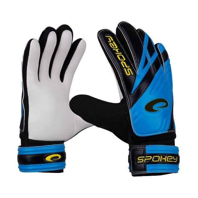 HOLD Juniorské brankářské rukavice modré
