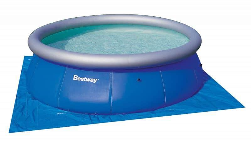 Podkladová bazénová plachta Bestway 488 x 488 cm pro bazén 457 cm