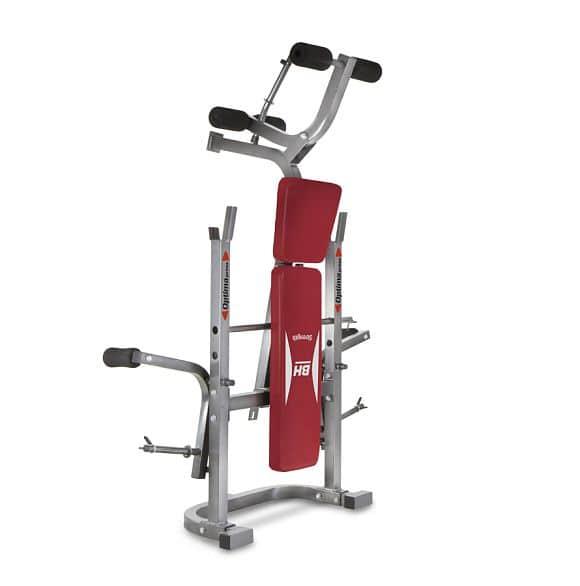 Posilovací lavice BH Fitness OPTIMA FLEX