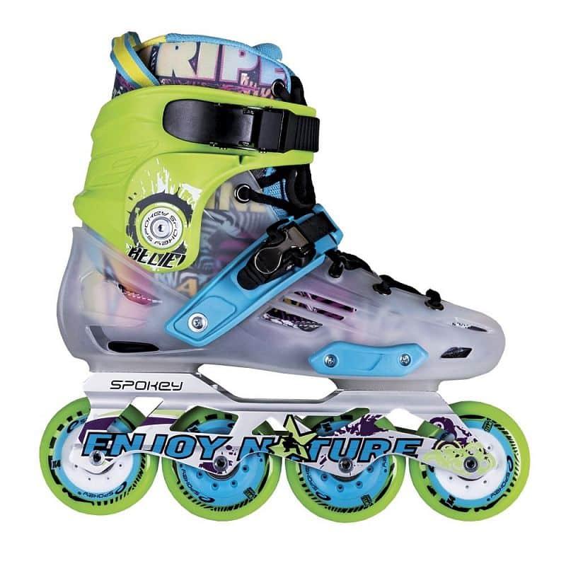 GUTSY Slalomové kolečkové brusle č. 42