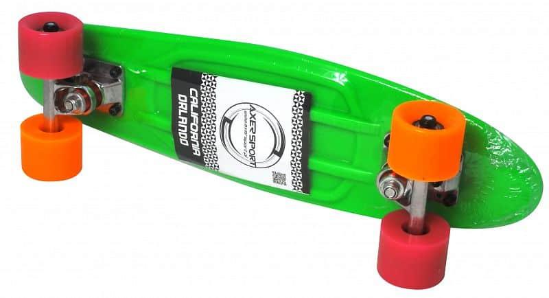 "Penny board California 22,5"" GREEN"