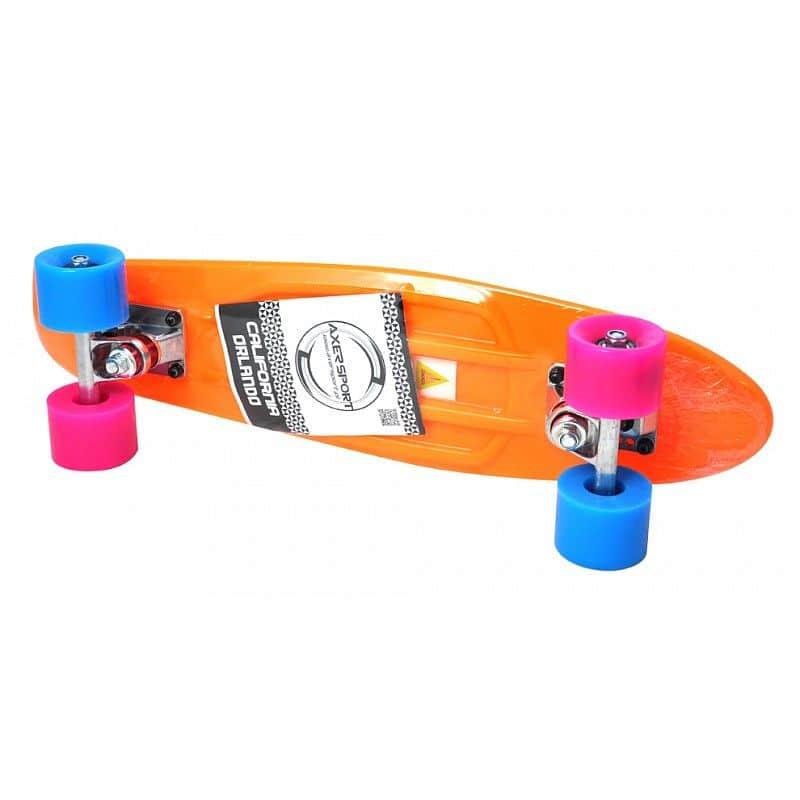 "Penny board California 22,5"" ORANGE"