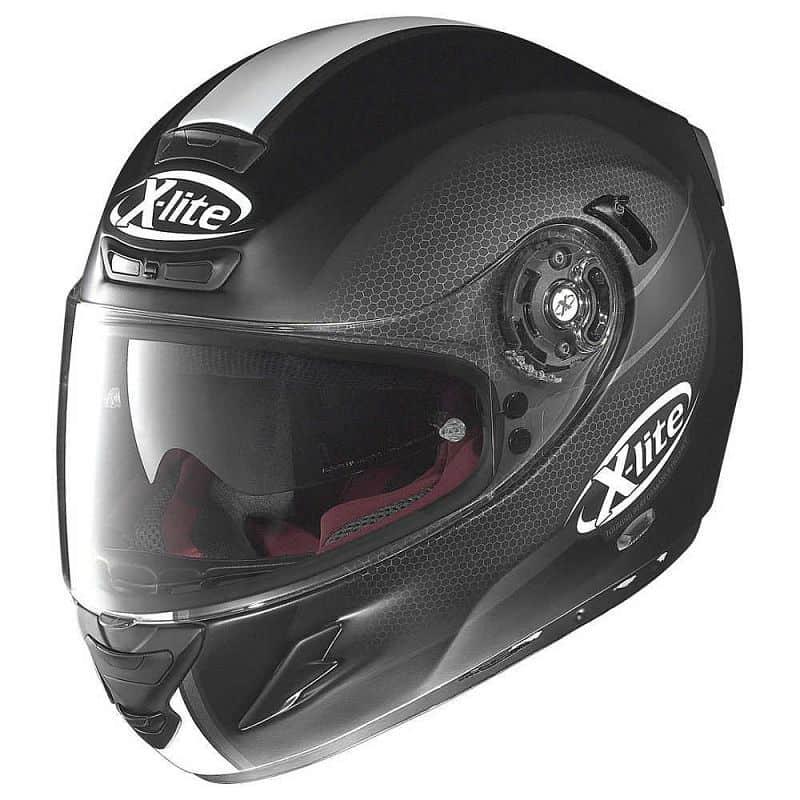 Moto helma X-lite X-702GT Tonale N-Com Flat Black