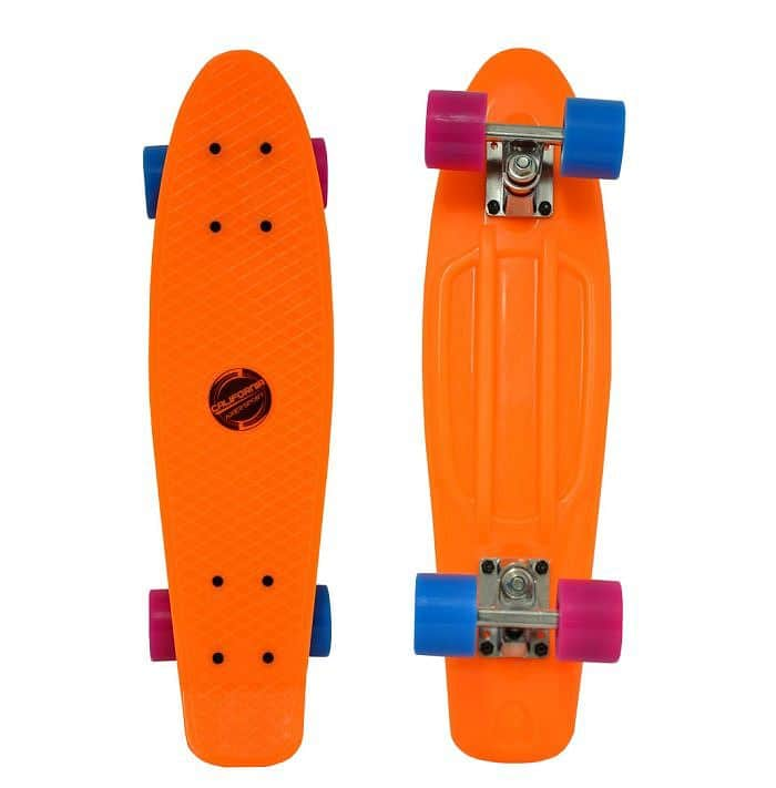 "Penny board California 22,5"" ORANGE"