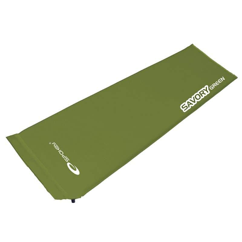 SAVORY GREEN Samonafukovací matrace 2,5 cm