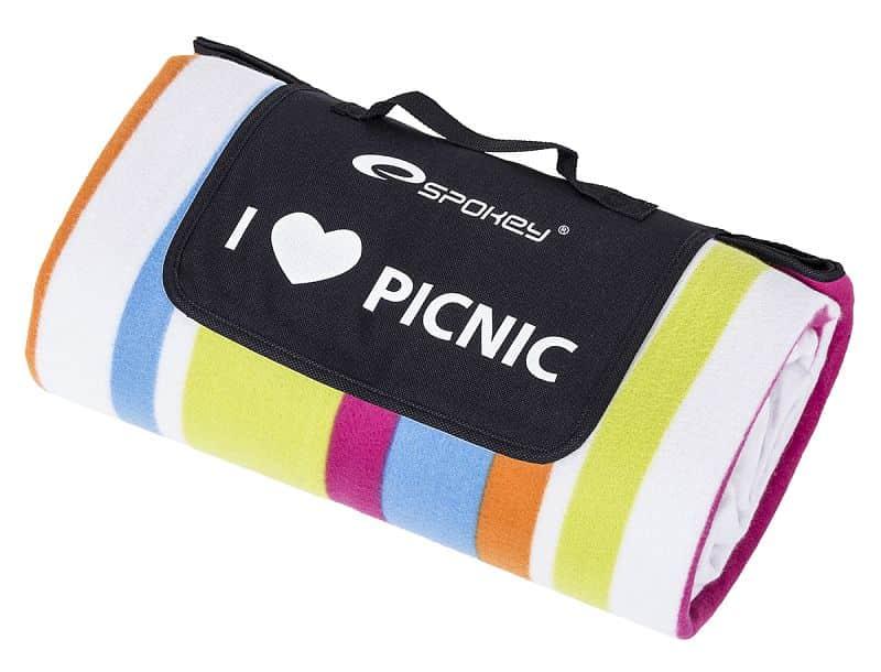 I LOVE PICNIC Pikniková deka 150x180