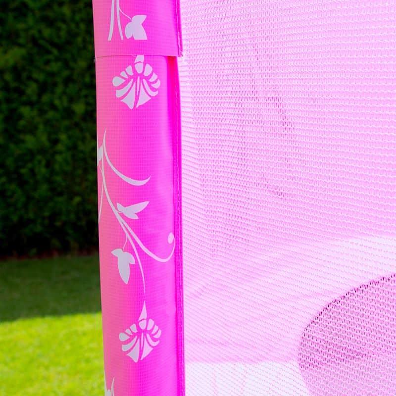 Ochranná síť pro trampolínu inSPORTline Lily 244 cm