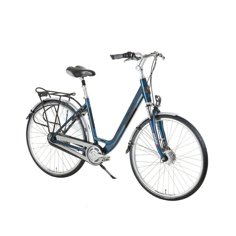 """Městské kolo Devron Marton 2822 28"""" - model 2016 Barva Petrol Blue, Velikost rámu 21"""""""
