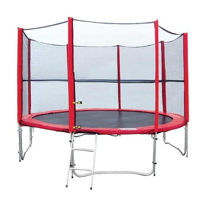Trampolínový set inSPORTline Kangaroo 305 cm