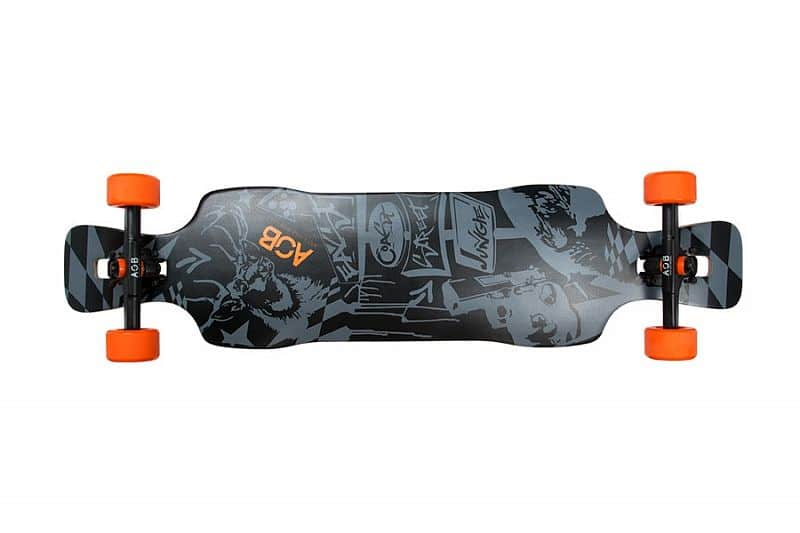 AOB longboard Blackshot 38,5 (97,8 cm)