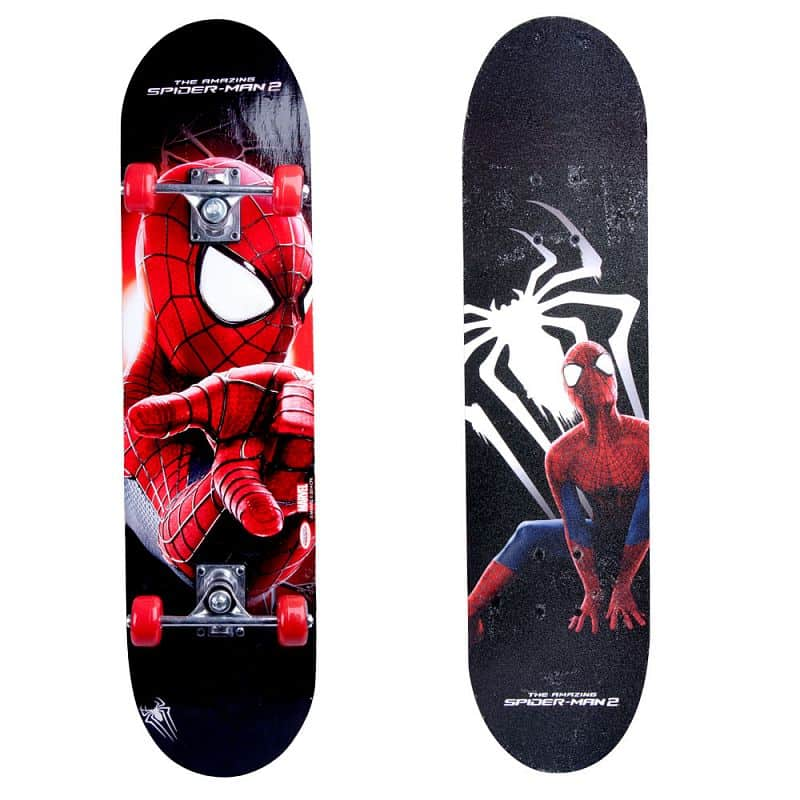 Skateboard Spiderman OSPI009