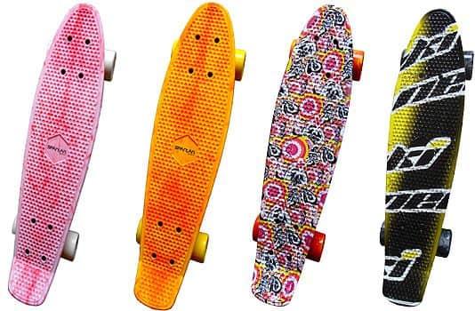 Pennyboard SPARTAN Plastik Board