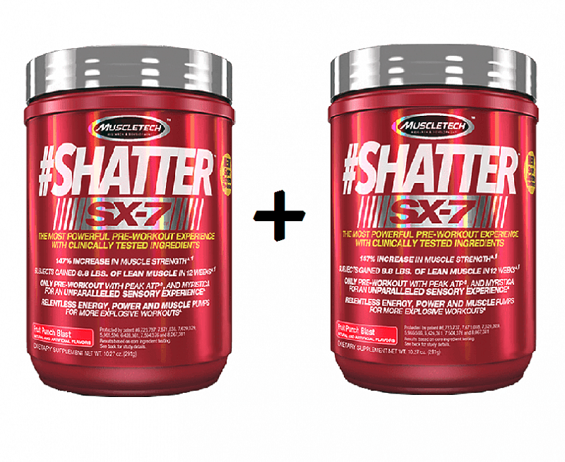 Shatter SX-7 1+1 ZDARMA