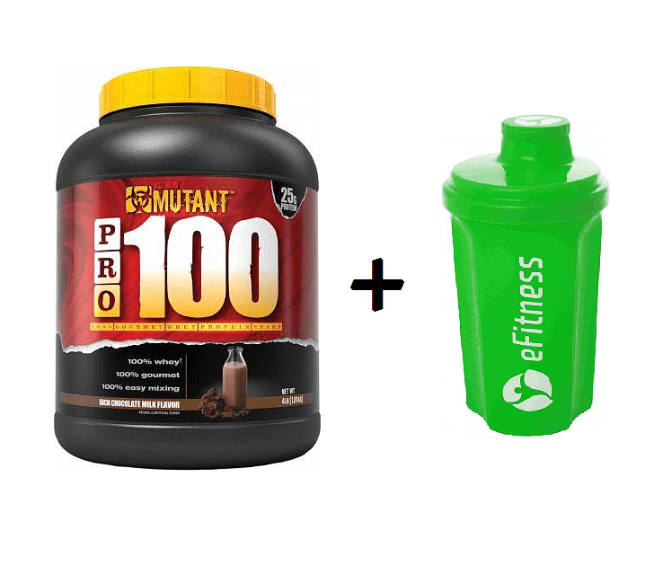 Mutant Pro 100 1810g + Shaker eFitness ZDARMA