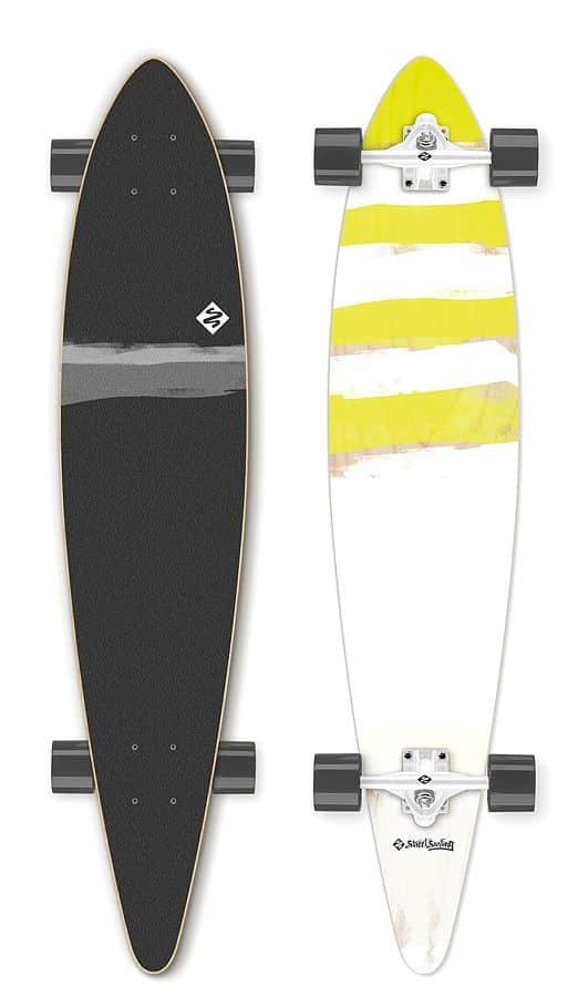 "Longboard Street Surfing PINTAIL 46"" Paipo"