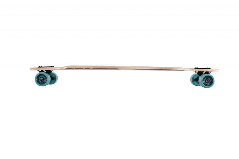 "Longboard Street Surfing FREERIDE 39"" The Wolf - artist series"