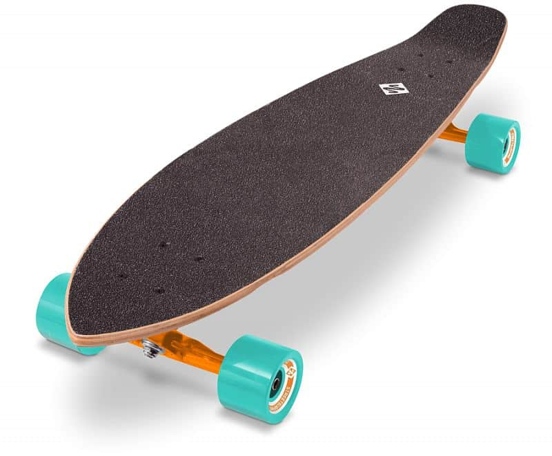 "Longboard Street Surfing KICKTAIL 36"" Urban Rough"