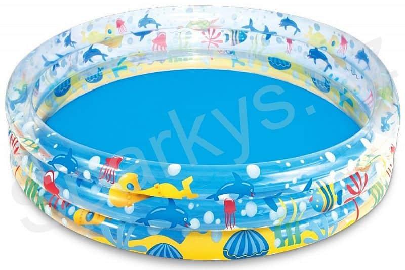 Dětský nafukovací bazén Bestway Deep Dive 183cm