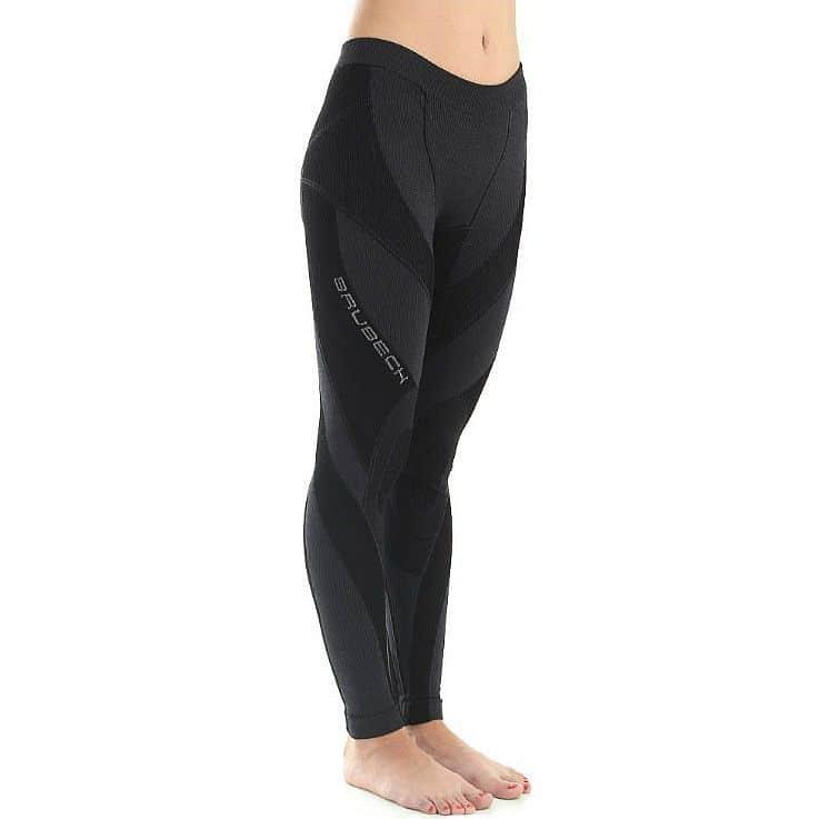 Dámské thermo kalhoty extreme Brubeck MERINO dlouhé