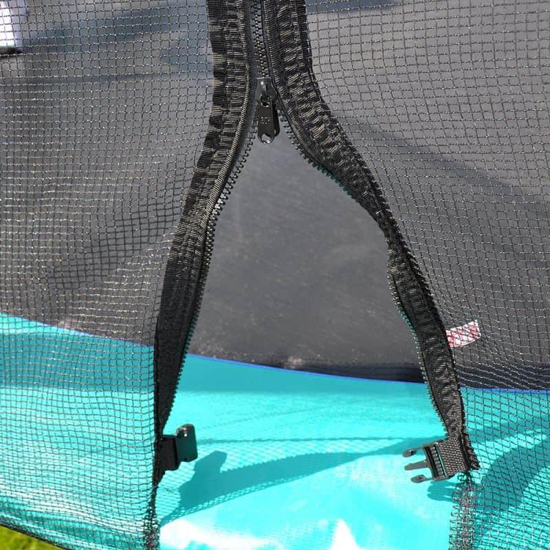 Ochranná síť na trampolínu inSPORTline 183 cm - na navléknutí 6 tyčí
