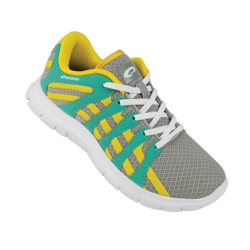 LIBERATE 7 Běžecké boty bílá - žlutá vel.36 - 40